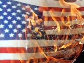 USflagburn