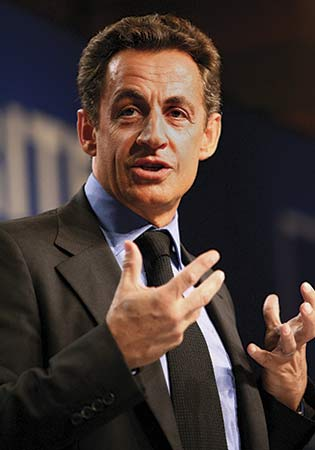 Nicolas SARKOZY – a sorry excuse for a European « Greater Surbiton